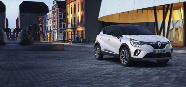 Autohaus Filter CAPTUR PlugIn Hybrid